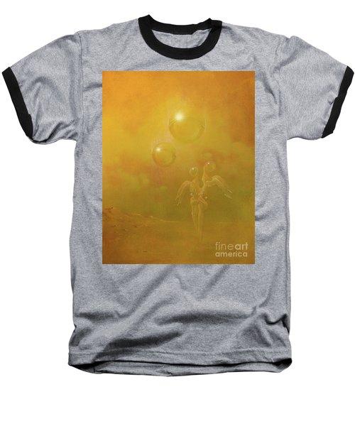 Shipwrecked Lovers Baseball T-Shirt