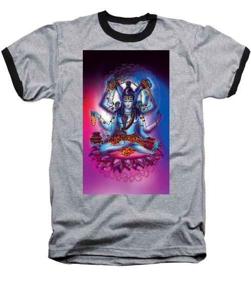Shiva Abhishek  Baseball T-Shirt