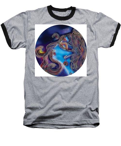 Shiva  Baseball T-Shirt
