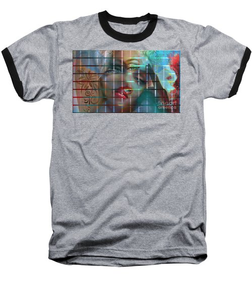 Shizo 1 Baseball T-Shirt