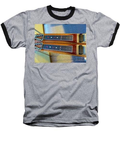 Sho-bud Pedal Steel Baseball T-Shirt