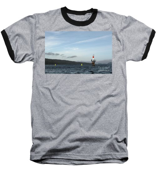 Shoal Marker Baseball T-Shirt