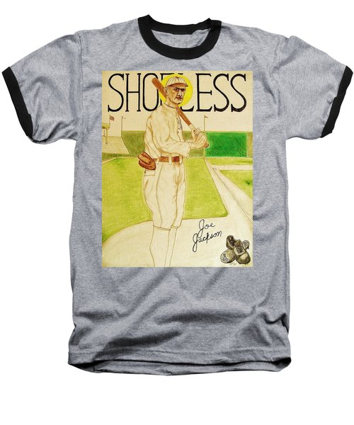 Shoeless Joe Jackson Baseball T-Shirt