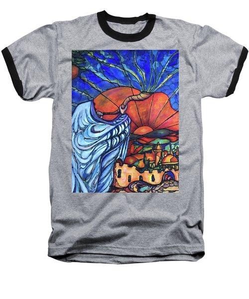 Shofar Baseball T-Shirt