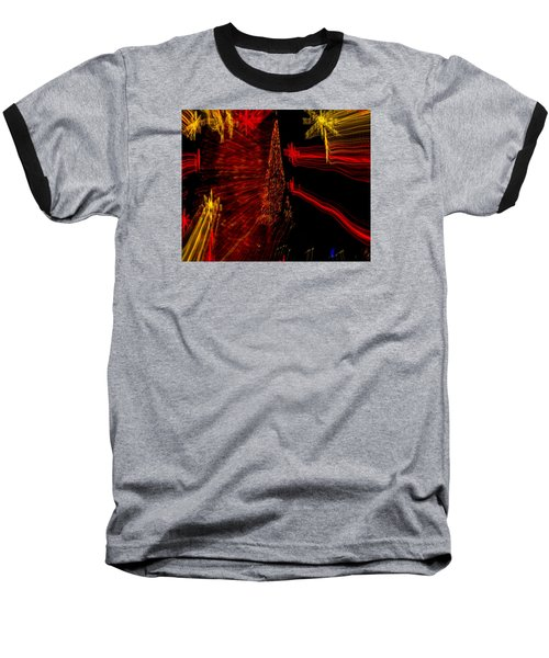 Baseball T-Shirt featuring the photograph Shooting Stars by Penny Lisowski