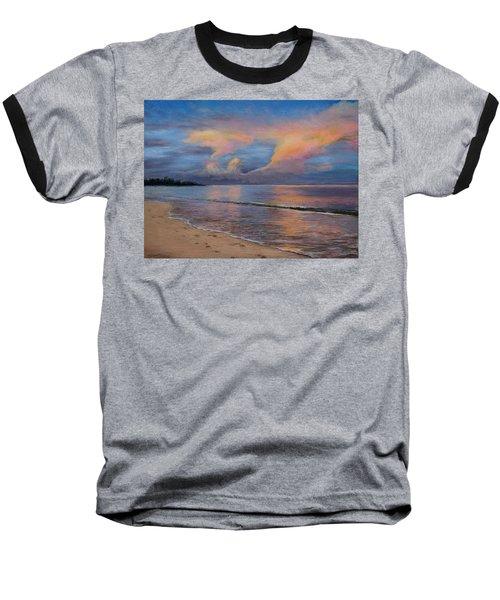 Shore Of Solitude Baseball T-Shirt