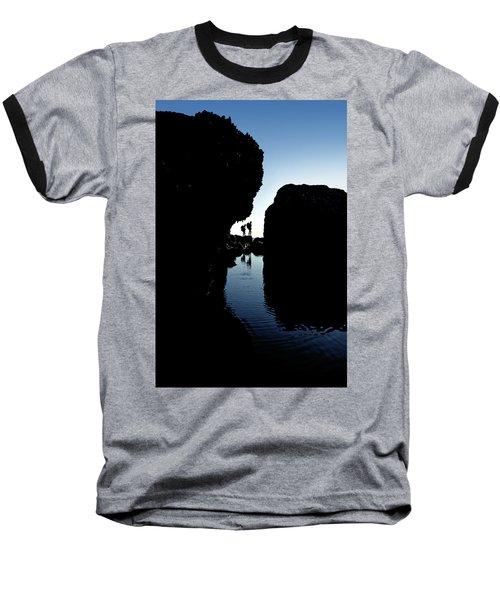 Shore Patrol Baseball T-Shirt