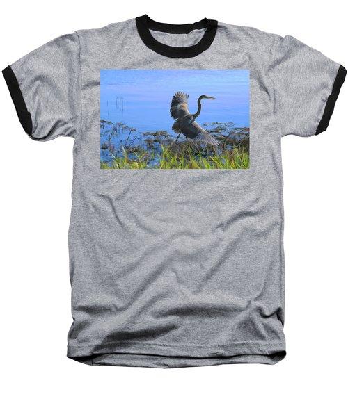 Shore Walk  Baseball T-Shirt