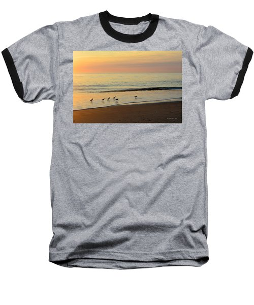Shorebirds 9/4/17 Baseball T-Shirt