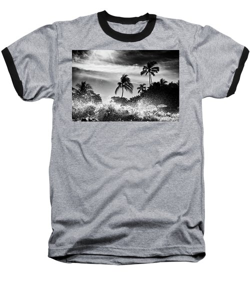 Shorebreak Baseball T-Shirt