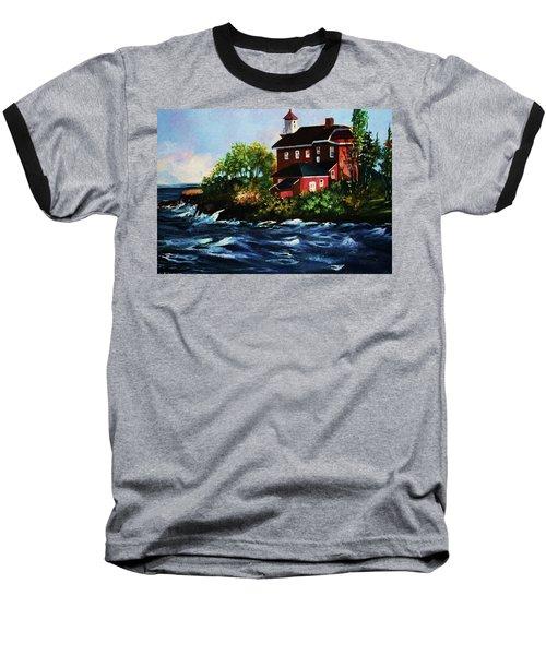 Shoreline Light Baseball T-Shirt