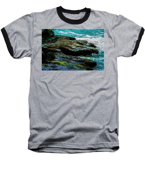 Shoreline  Baseball T-Shirt