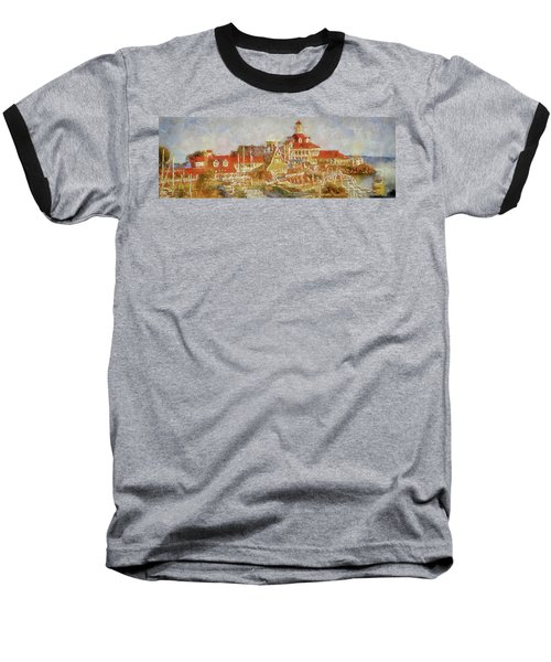 Shoreline Village Baseball T-Shirt