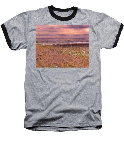 Shores Of Life Baseball T-Shirt