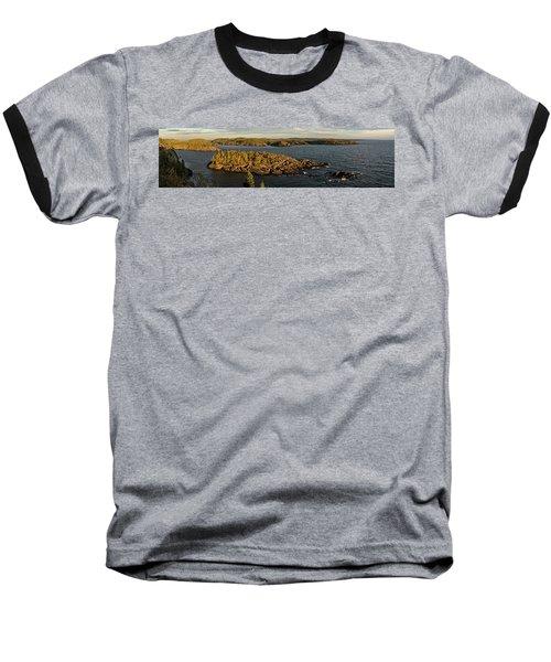 Shores Of Pukaskwa Baseball T-Shirt