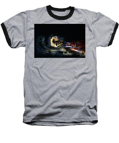 Short Visit Baseball T-Shirt