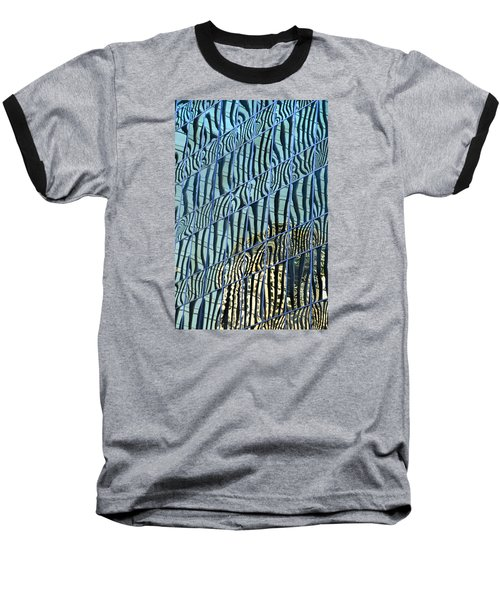 Short Waves Baseball T-Shirt