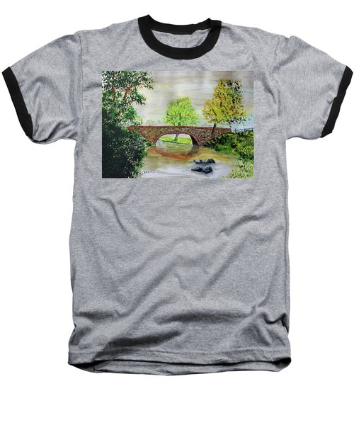 Shortcut Bridge Baseball T-Shirt