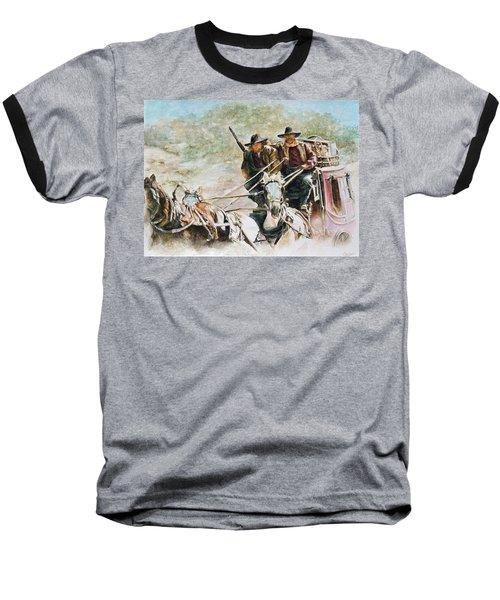 Shot Gun Baseball T-Shirt
