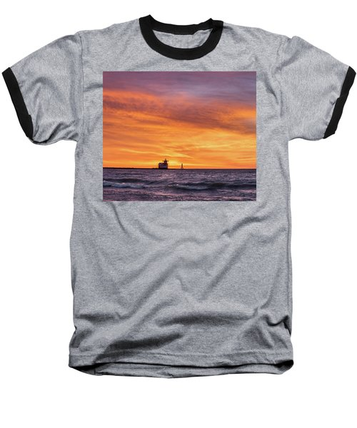 Baseball T-Shirt featuring the photograph Should Have Been There by Bill Pevlor