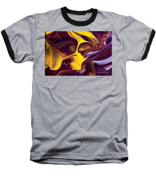 Shout Baseball T-Shirt