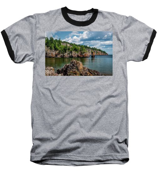 Shovel Point  Baseball T-Shirt