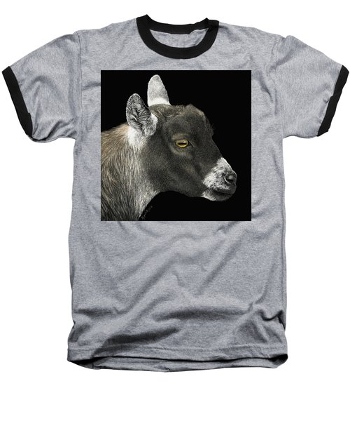 Show Goat Baseball T-Shirt