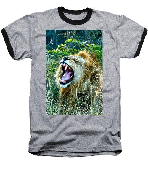 Show Me Your Teeth Baseball T-Shirt