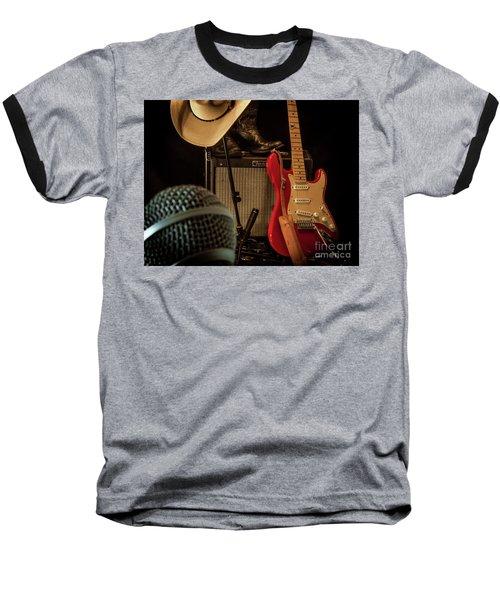 Show's Over Baseball T-Shirt