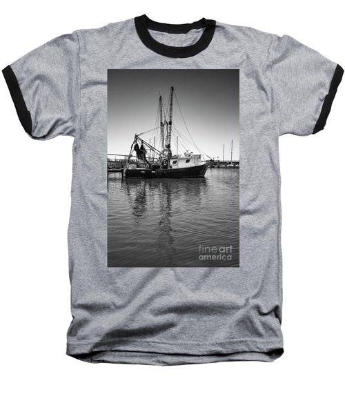 Shrimp Boat Baseball T-Shirt