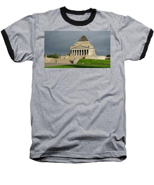 Shrine Of Remembrance Baseball T-Shirt