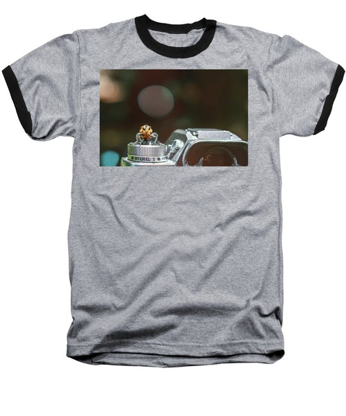 Shutterbug- Baseball T-Shirt