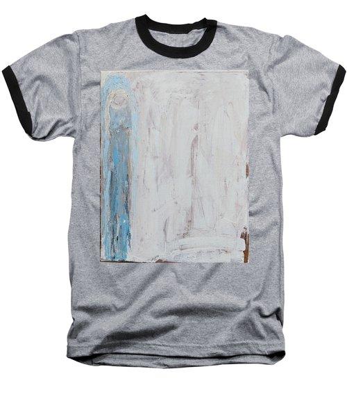 Shy Angel Baseball T-Shirt