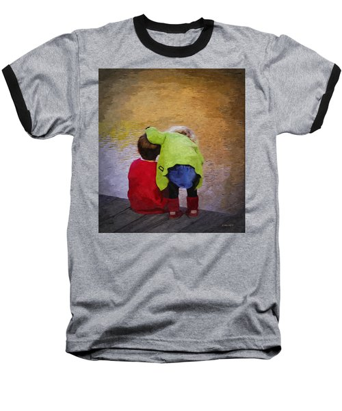 Sibling Love Baseball T-Shirt