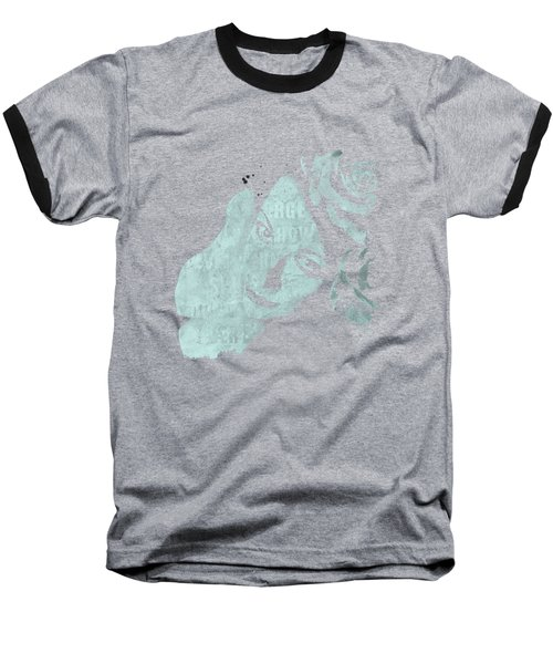 Sick On Sunday - Turquoise Baseball T-Shirt