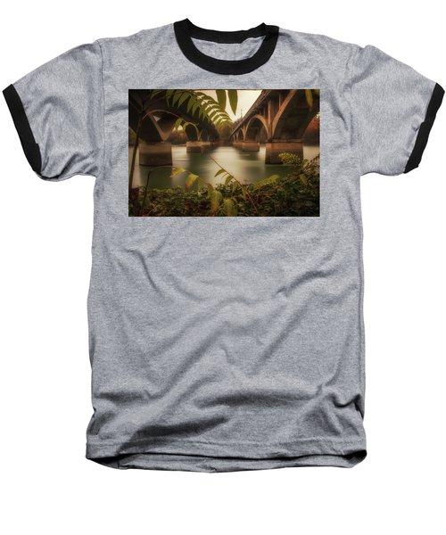 Side By Side Baseball T-Shirt