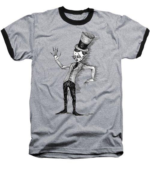 Side Show Performer Baseball T-Shirt