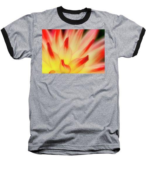 Side View Baseball T-Shirt by Greg Nyquist