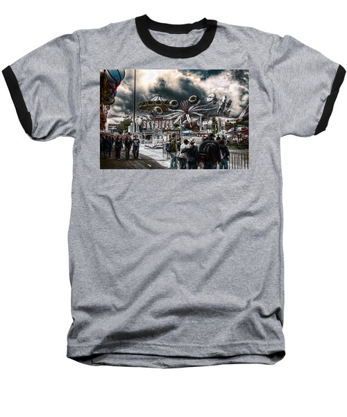 Sideshow Alley Baseball T-Shirt