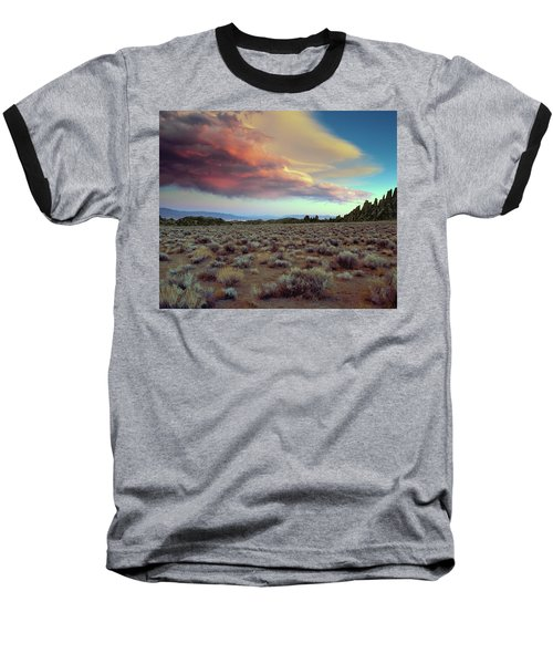 Sierra Crescendo Baseball T-Shirt