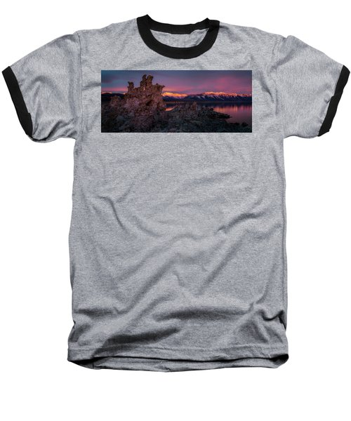 Sierra Glow Baseball T-Shirt by Bjorn Burton