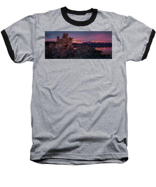 Sierra Glow Baseball T-Shirt
