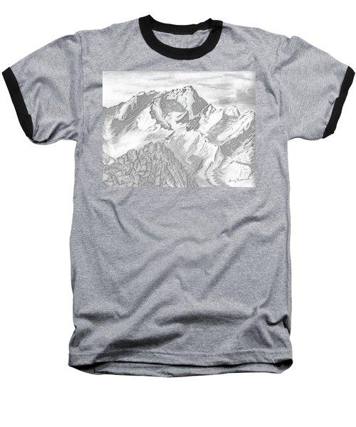 Sierra Mt's Baseball T-Shirt