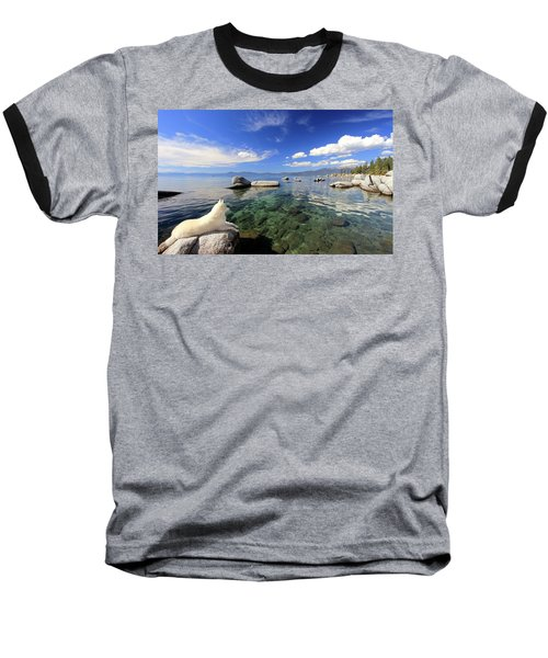 Sierra Sphinx Baseball T-Shirt
