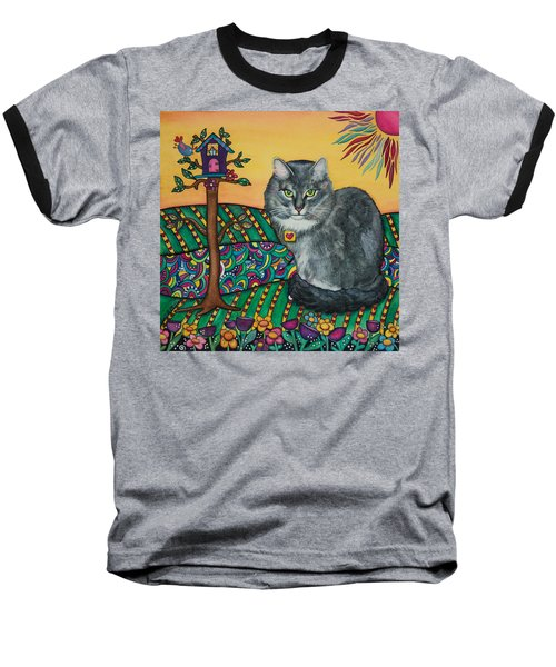 Sierra The Beloved Cat Baseball T-Shirt