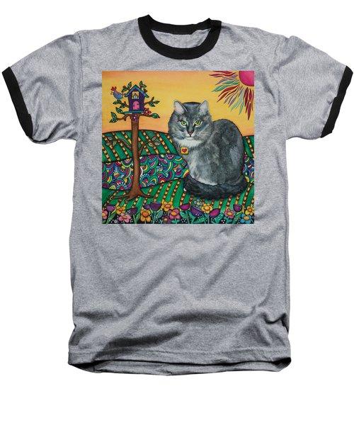 Sierra The Beloved Cat Baseball T-Shirt