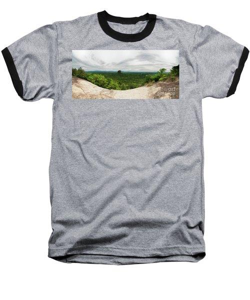Sigiriya Panorama Baseball T-Shirt