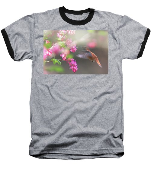 Sign Of Spring 2 Baseball T-Shirt by Randy Hall
