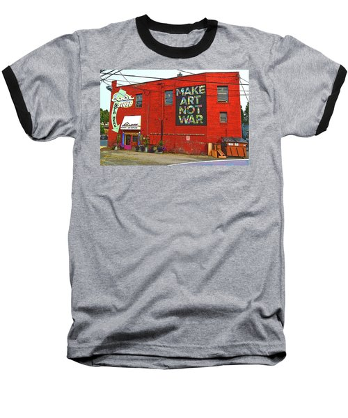 Sign Of The Time Baseball T-Shirt