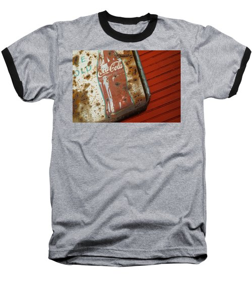 Sign Of The Times Baseball T-Shirt